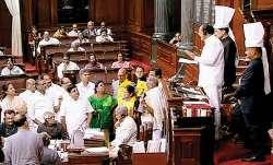 Parliament logjam