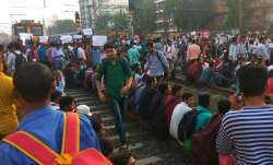 Local train services disrupted on Mumbai's central line