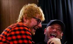 Ed Sheeran's Security Officer Kevin is taking the internet