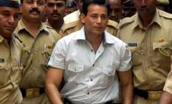 File photo of 1993 Mumbai blasts case convict Abu Salem