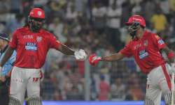Chris Gayle and KL Rahul hunt down the chase of 133