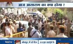Security has been beefed up in across Jodhpur for verdict