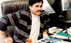 File photo of underworld don Dawood Ibrahim.