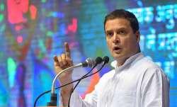 Hugs not good enough for US visas: Rahul Gandhi takes jibe