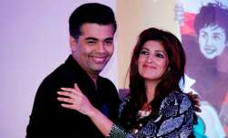 Karan Johar, Twinkle Khanna