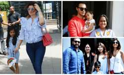 Sunday has to be a fun day. Hence, our doting mommies of