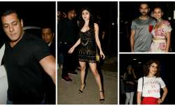 Mukesh Chhabra's birthday party pictures
