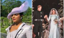 Priyanka Chopra, Meghan Markle and Prince Harry