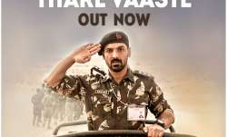 Parmanu Thare Vaaste song out: John Abraham invites you to