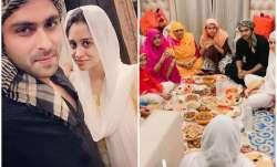 Sasural Simar Ka actress Dipika Kakar celebrates first