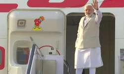 PM Modi leaves for Russia for informal talks with President