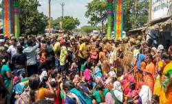 Protesters in Tuticorin, nearly 600 km from Chennai, had
