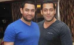 Aamir Khan, Salman Khan