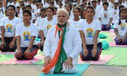 Prime Minister Narendra Modi will lead the Yoga Day