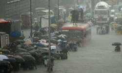 Heavy rains wreaked havoc at various parts of India.