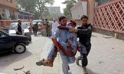14 killed insuicide bomb attack atNangarhar province.