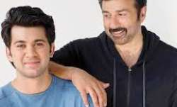 Here's what Sunny Deol has to say about his son
