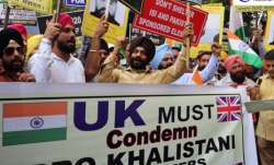 Why silent over pro-Khalistan rally in London, asks Congress