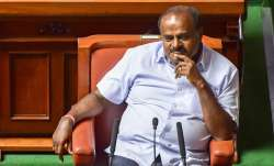 File photo of Karnataka CM HD Kumaraswamy