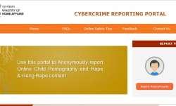 Online portal for lodging complaints against child