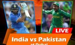 Live Cricket Score India vs Pakistan 5th ODI, Asia Cup