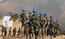 The armies of India and China will resume their annual