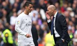 Ronaldo and Zidane