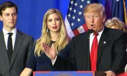 File photo of Donald Trump with daughter Ivanka and her