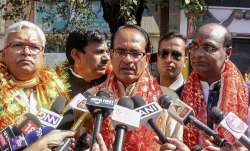 Lashing out the former government, CM Chouhan said that the