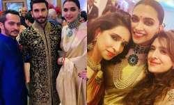 Deepika Padukone and Ranveer Singh's royal Bengaluru