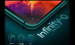 Samsung Galaxy A8s with Infinity-O display and triple rear