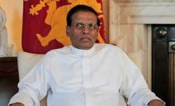 Sri Lanka PresidentMaithripala Sirisena