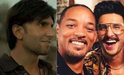 Ranveer Singh's response to Will Smith's message has Gully