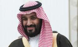 File photo of  Saudi Crown Prince Mohammed bin Salman