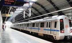 DMRC Blue Line