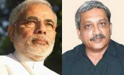 PM Modi biopic poster launch put off on Goa CM's Manohar