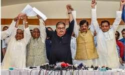 Rashtriya Janata Dal MP Manoj Jha, state's party President