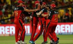 Dale Styen starred with the ball as RCB beat CSK in