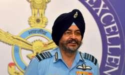 Air Chief Marshal B.S. Dhanoa
