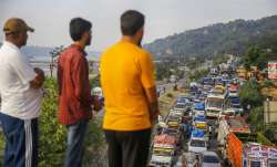 J-K highway reopened after remaining closed for 15 hours