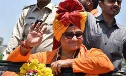 BJP Leader Sadhvi Pragya Thakur