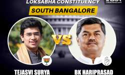 South Bangalore key candidates