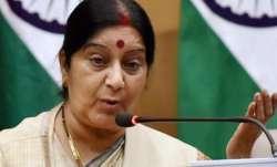 External Affairs MinisterSushmaSwaraj