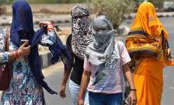 Rising temperature in Bihar