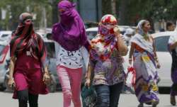 Heat wave conditions prevail at isolated places in Uttar
