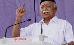 RSS chief, Mohan Bhagwat