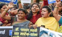 Tadvi suicide: High Court to hear bail pleas of doctors on