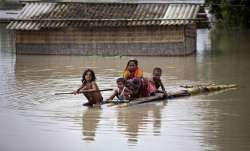 Floods continue to pile agony on people of Bihar, Assam