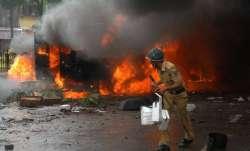 Rajasthan: Several injured in violence in Udaipur
