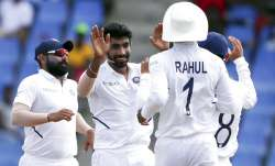 Jasprit Bumrah dismantled the hosts with a five-wicket haul